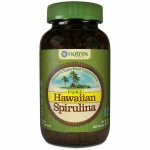 HAWAIIAN SPIRULINA (SPIRULINA HAWAJSKA) 500MG 400 TABLETEK NUTREX HAWAII