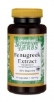 Fenugreek Extract 500mg 90 kapsułek SWANSON