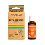 BETA-KAROTEN KROPLE 30ML B'NATURE