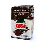 YERBA MATE ELABORADA CON PALO CAFE COFFEE FLAVORED 500g CBSE