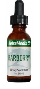 BARBERRY 30ML NUTRAMEDIX