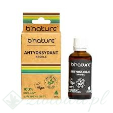 ANTYOKSYDANT KROPLE 50ML B'NATURE