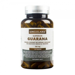 GUARANA SUPERIOR 500 MG 120 KAPSUŁEK