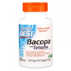 BACOPA WITH SYNAPSA 60 VEGGIE CAPS