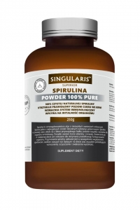 Spirulina Powder 100% Pure 250g Singularis Superior