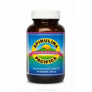 SPIRULINA PACIFICA HAWAJSKA 60 TABLETEK