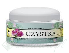 KREM Z CZYSTKA 50ml FARMVIX