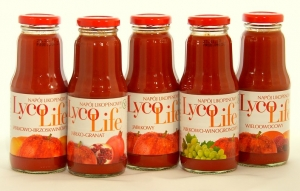 LIKOPEN NAPÓJ LIKOPENOWY LYCOLIFE 300ml